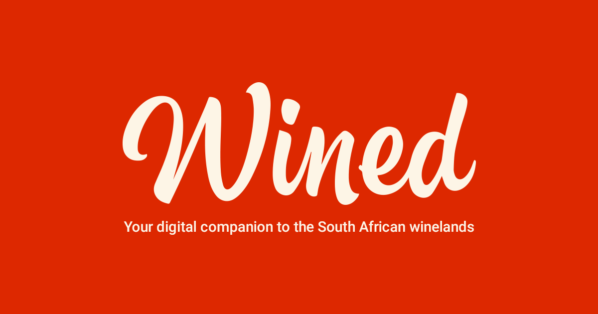 Image result for WIned your digital companion to the south african winelands
